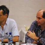 José Luiz Pascoal e Charbel Tauil - 2012 - Foto Sérgio Bastos